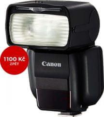 Canon Speedlite 430 EX III-RT + 1100 Kč od Canonu zpět!