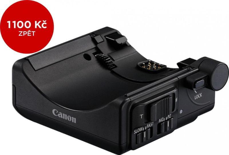 Canon PZ-E1 Power Zoom adaptér + 1100 Kč od Canonu zpět!