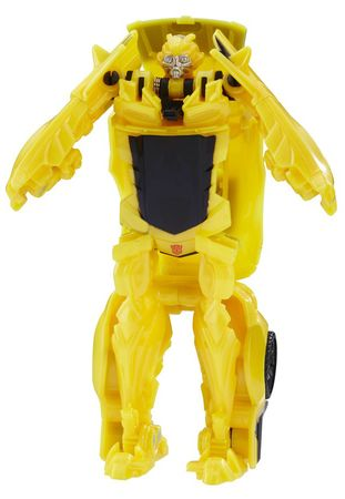 Transformers MV5 Turbo 1x transformacija - Bumblebee