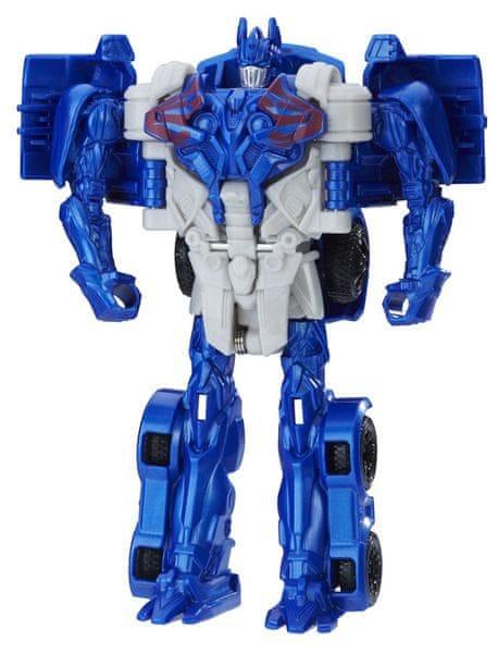 Transformers MV5 Turbo 1x transformace - Optimus Prime