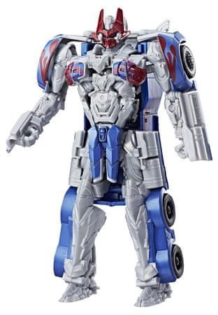 Transformers MV5 Turbo 3x transformace - Optimus Prime
