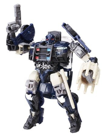 Transformers TRA MV5 Deluxe figúrky - Barricade