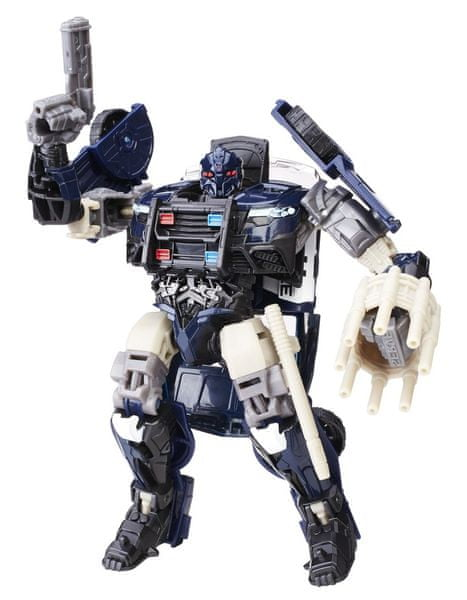 Transformers TRA MV5 Deluxe figurky - Barricade