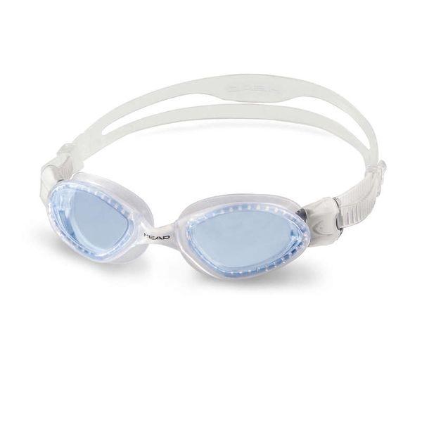 Head Brýle plavecké SUPERFLEX MID, Head, modrý zorník/trans