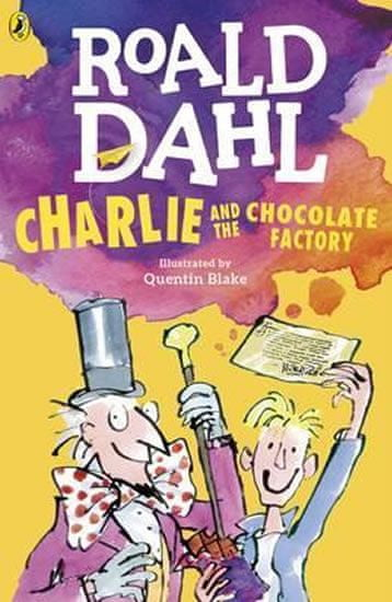 Dahl Roald: Charlie And Chocolate Factory