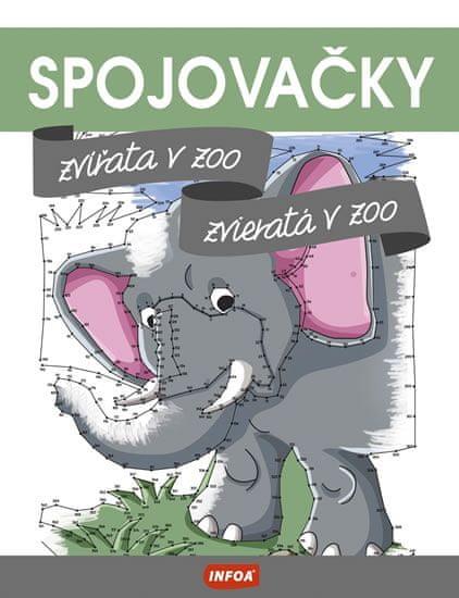 Spojovačky - Zvířata v zoo / Zvieratá v zoo
