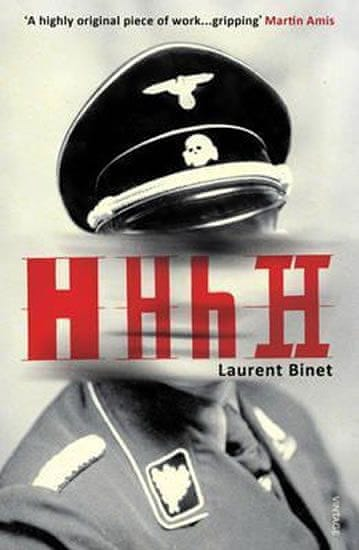 Binet Laurent: Hhhh (anglicky)