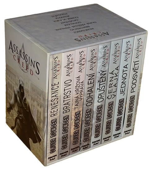 Bowden Oliver: Assassin´s Creed 1-8 BOX