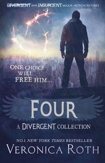 Rothová Veronica: Four (Divergent 4)