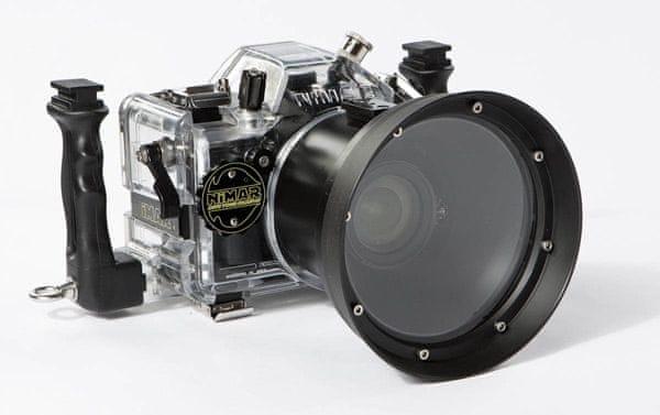 NIMAR Pouzdro podvodní pro Nikon D7000, port 18-105 mm, NIMAR