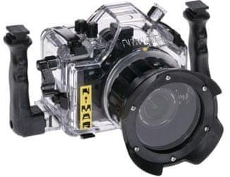 NIMAR Pouzdro podvodní pro Nikon D80, port 18-55 mm, NIMAR