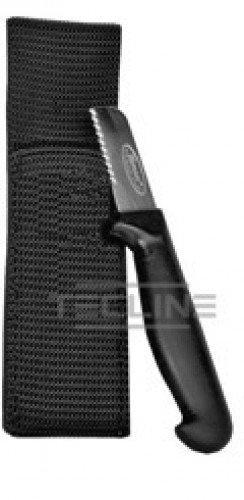 TECLINE Nůž s pouzdrem ke křídlu, Tecline