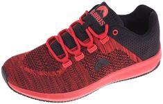ELBRUS buty sportowe Moraki Dark Red/Red/Black