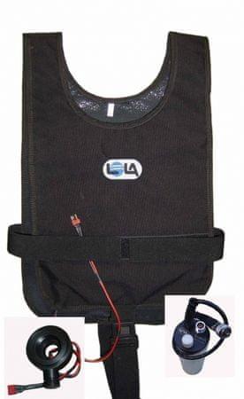 LOLA Vyhřívací set Q SET PET 10, Lola, XL