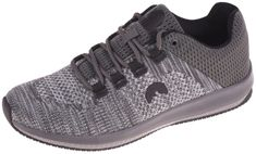 ELBRUS buty sportowe Moraki Dark Grey/Mid Grey/Black