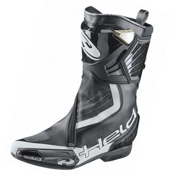 Held boty NEWTON (BOA system) vel.44 černá, klokaní/hovězí kůže+kevlar