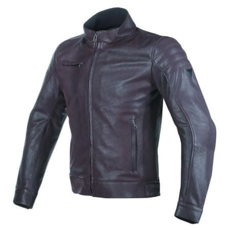 Dainese pánska kožená moto bunda  BRYAN vel.56 hnedá