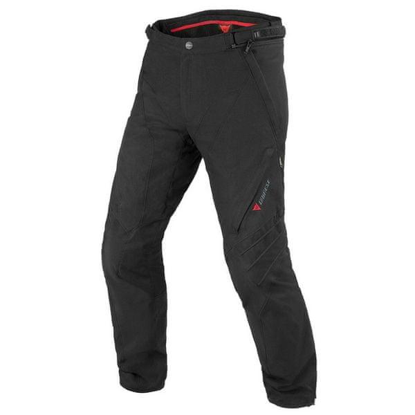 Dainese kalhoty TRAVELGUARD GORE-TEX vel.52 černá/černá, textil