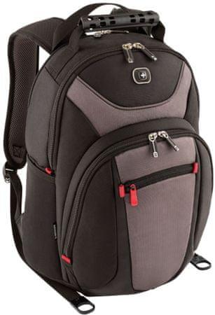 """Wenger Nanobyte hátizsák  MacBook Pro- ra (13"""") és iPad- ra, fekete"""