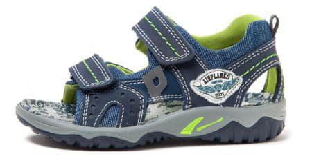 Primigi fantovski sandali 29 temno modra