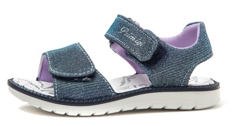 Primigi dívčí sandály 25 modrá