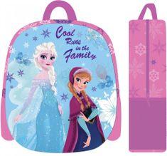 Frozen otroški nahrbtnik Cool Runs 3D