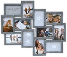 Postershop Fotorám 12 okien (1123450GBW)