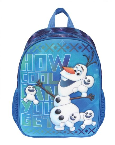 dječji ruksak Olaf Snow 3D