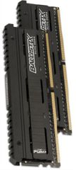 Crucial pomnilnik Ballistix Elite 32GB KIT (2x16GB) DDR4 3200 CL15 1.35V DIMM