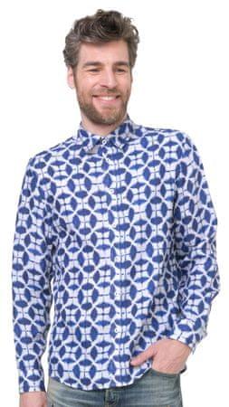 Desigual moška srajca Jose María M modra