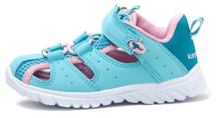 KangaROOS dekliški sandali Rock lite 23 modra