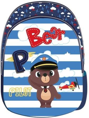 Street ruksak Kids Big Captain Bear