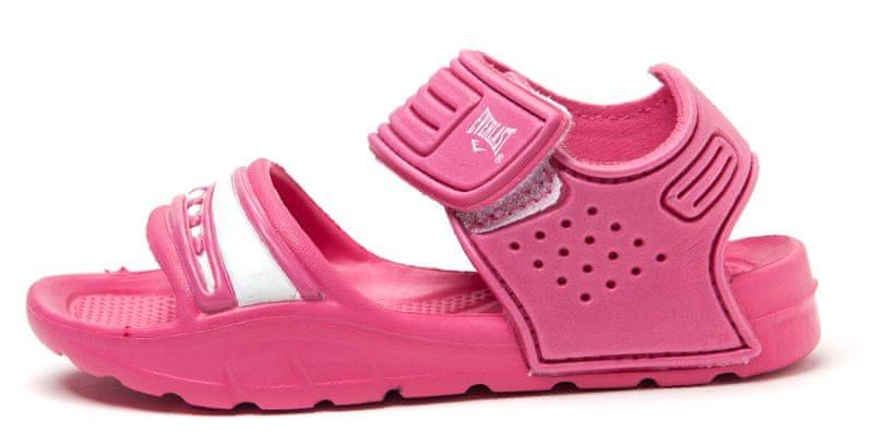 Everlast dívčí sandály 24 růžová