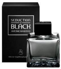 Antonio Banderas Antonio Banderas Seduction In Black EDT, 100 ml