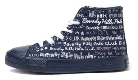 Beverly Hills Polo otroške superge 30 temno modra