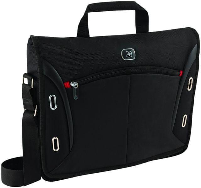 """Wenger Brašna Developer na MacBook Pro (15""""), černá"""