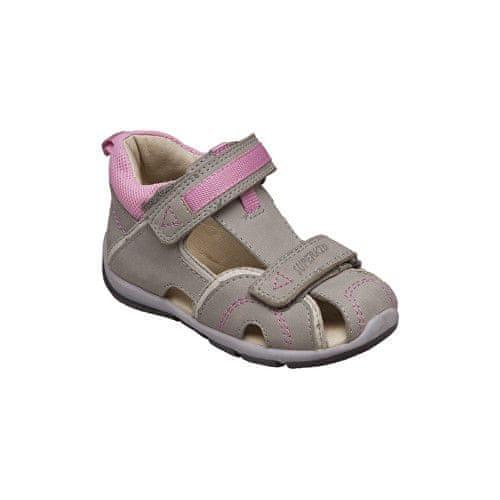 SANTÉ Zdravotní obuv dětská SK/333 grey (Velikost vel. 28)