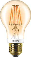 Philips Filament Classic Ledbulb 7,5-48W A60 820 Gold D