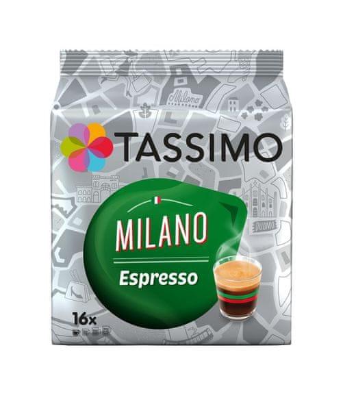 Bosch TASSIMO MILANO ESPRESSO 2x 96G