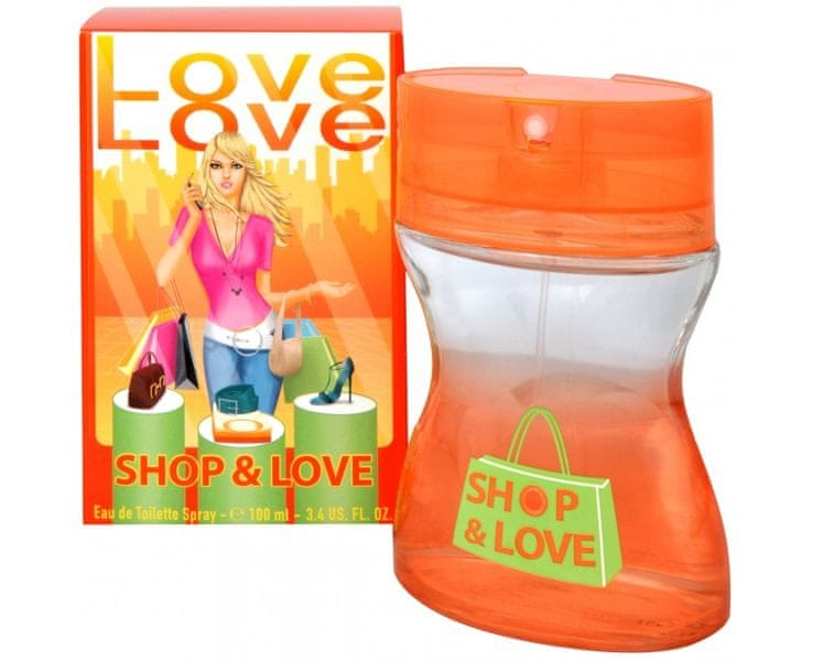 Love Love Shop & Love - EDT 35 ml