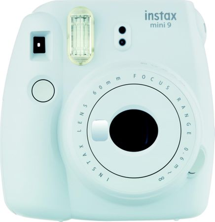 FujiFilm Instax Mini 9, bílý - rozbaleno