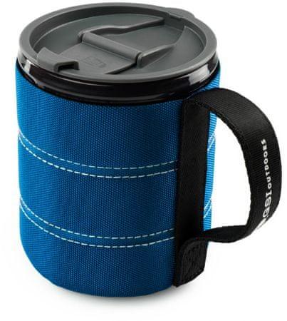 Gsi Kubek Infinity Backpacker Mug blue