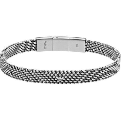 Emporio Armani Pánský ocelový náramek EGS2140040