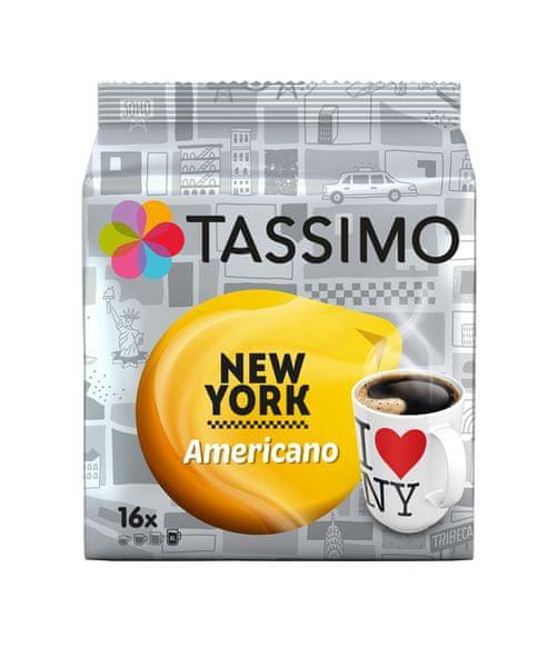 Bosch TASSIMO NEW YORK AMERICANO 2x 128G