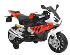 Hecht S1000RR - BMW motorkerékpár, Piros