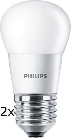 Philips CorePro Ledluster 5,5-40W E27 827 P45 FR ND, 2 szt.