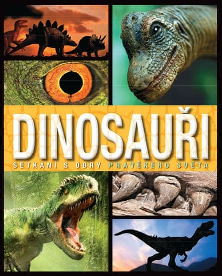 Dinosauři - Setkání s obry pravěkého světa