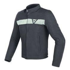 Dainese pánska moto bunda STRIPES TEX sivá/krémová, textil