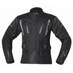 Held pánska moto bunda  4-TOURING Reissa čierna