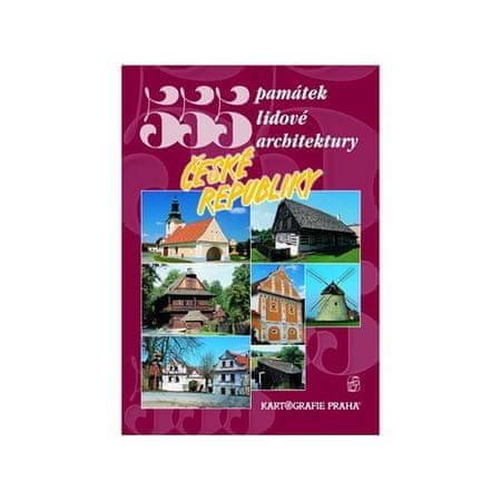 David Petr: 555 památek lidové architektury České republiky